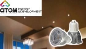 Η Digital Tempo ανέλαβε την κατασκευή της σελίδας και το digital marketing για την εταιρεία Atom energy!