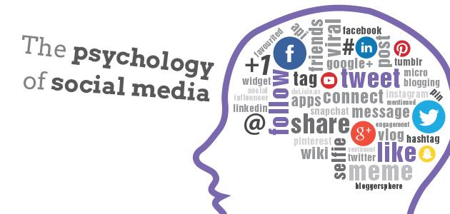 Ο ρόλος της ψυχολογίας πίσω από τα social media