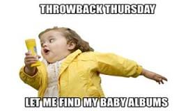 Throwback Thursday #TBT – Τι είναι;